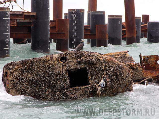 подводная лодка бентос