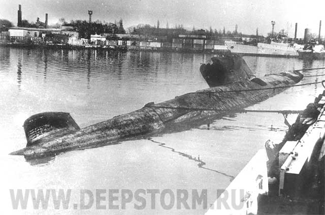 подводные лодки лиепая