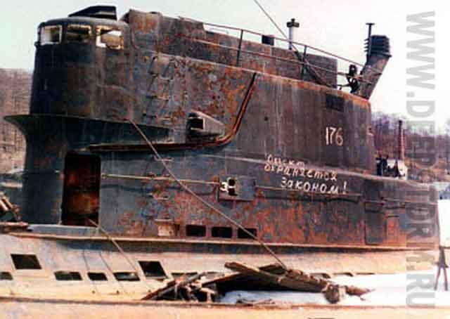 фото подводных лодок 613