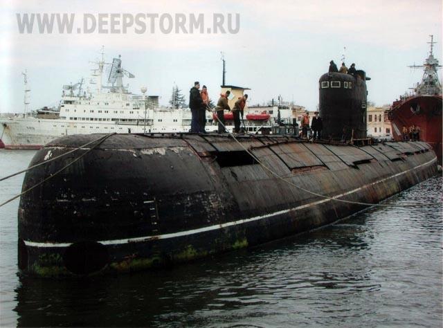 подводная лодка б 641 б