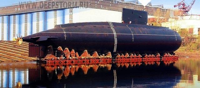 подводные лодки завода красное сормово
