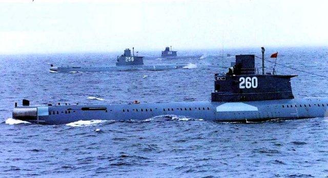 нумерация подводных лодок